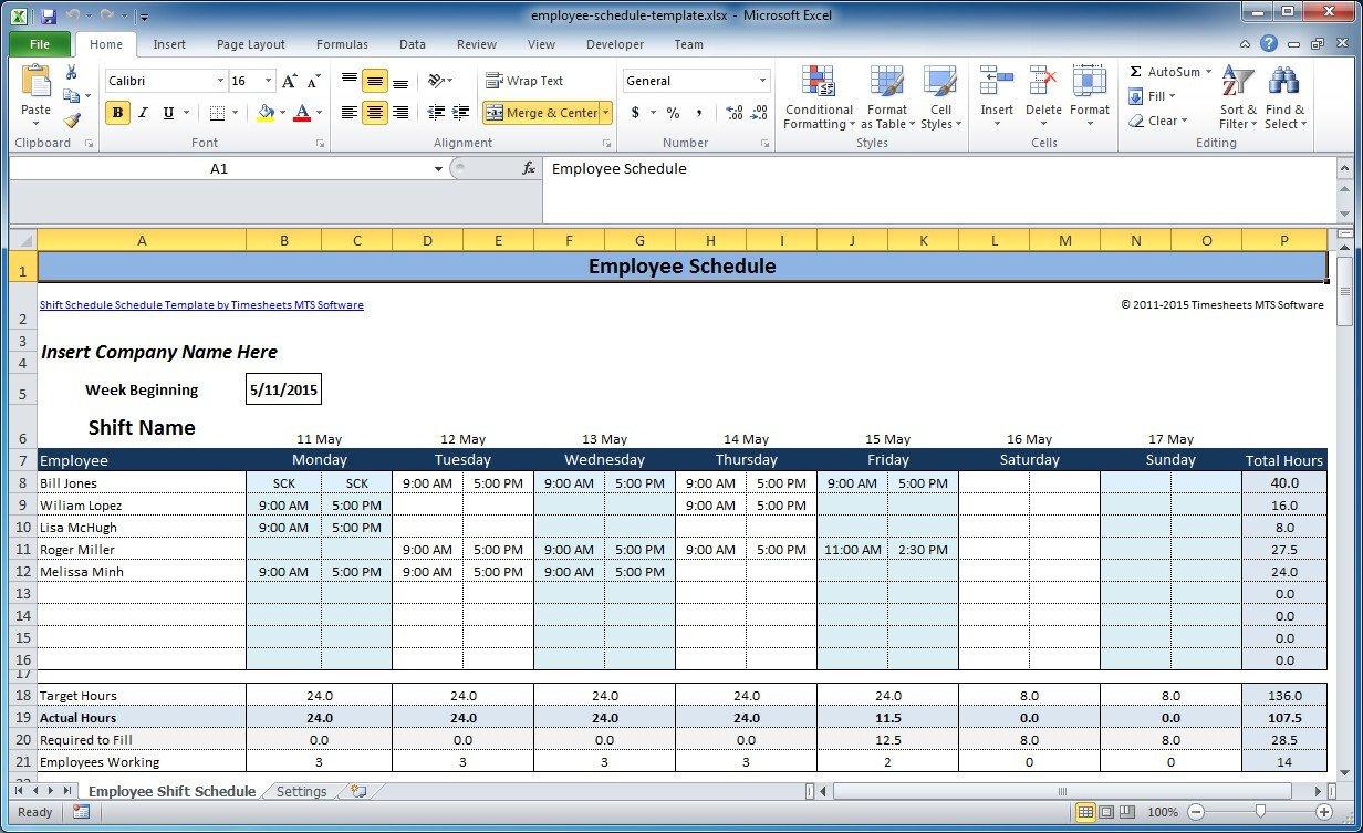 Google Docs Employee Schedule Template Work Schedule Template Google Docs – Printable Schedule