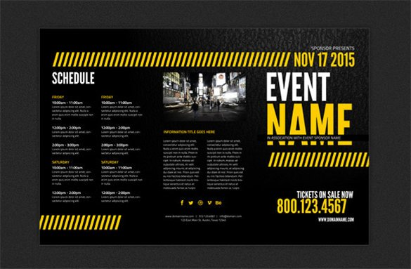 Google Docs event Flyer Template 27 event Brochure Templates Psd Google Docs Apple