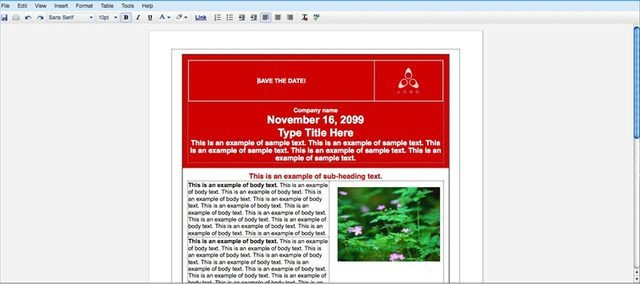 Google Docs event Flyer Template How to Create An event Flyer with Google Docs