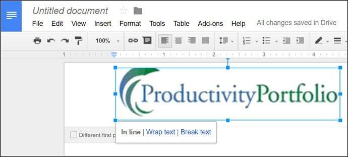 Google Docs Letterhead Template Easy Ways to Make A Google Docs Letterhead Template