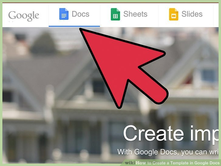 Google Docs Letterhead Template How to Create A Template In Google Docs 13 Steps with