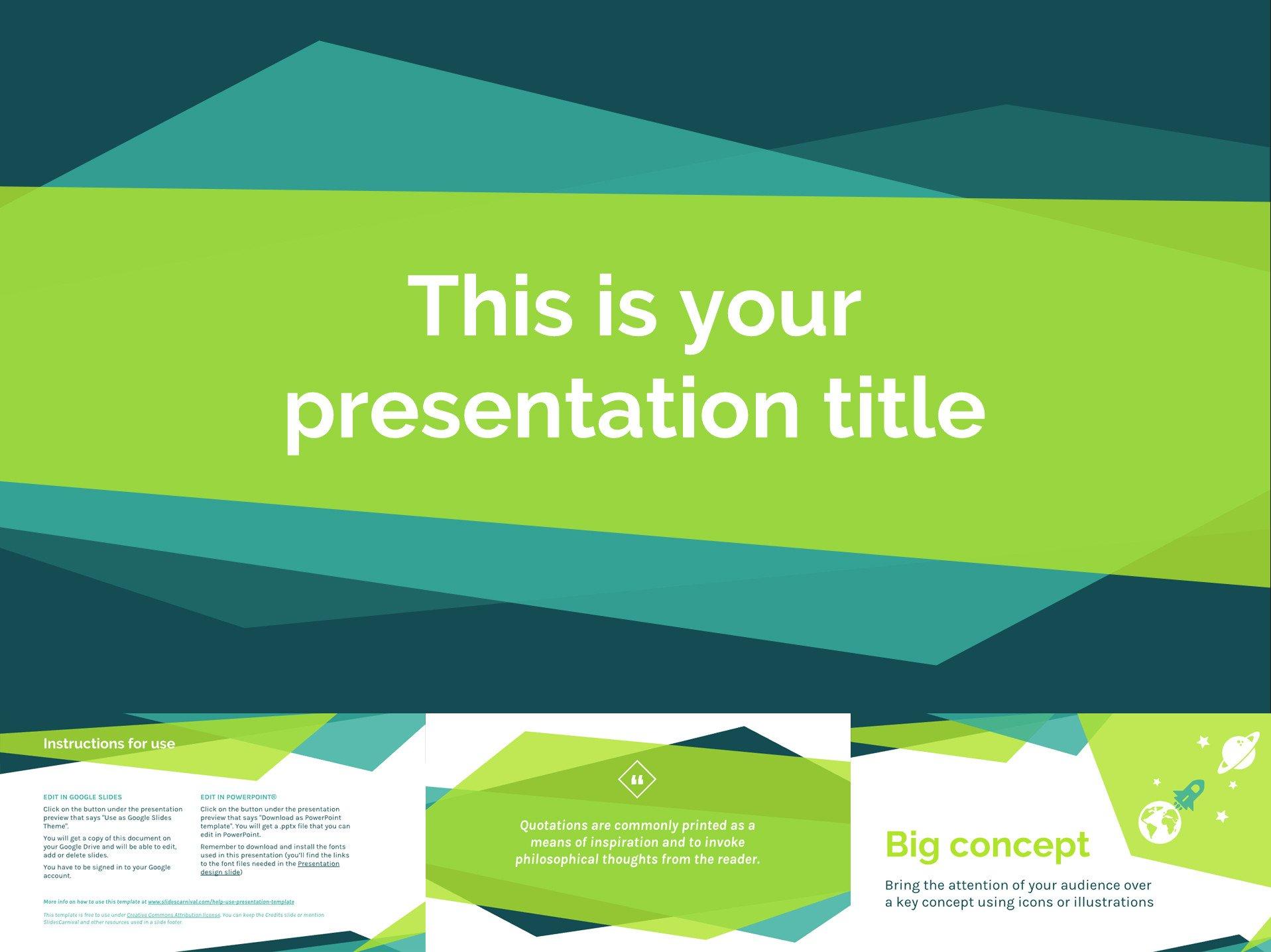 Google Docs Powerpoint Templates 30 Free Google Slides Templates for Your Next Presentation