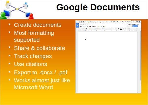 Google Docs Powerpoint Templates 6 Google Powerpoint Templates