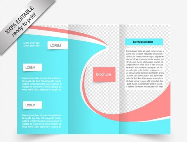 Google Docs Trifold Template Free Brochure Templates