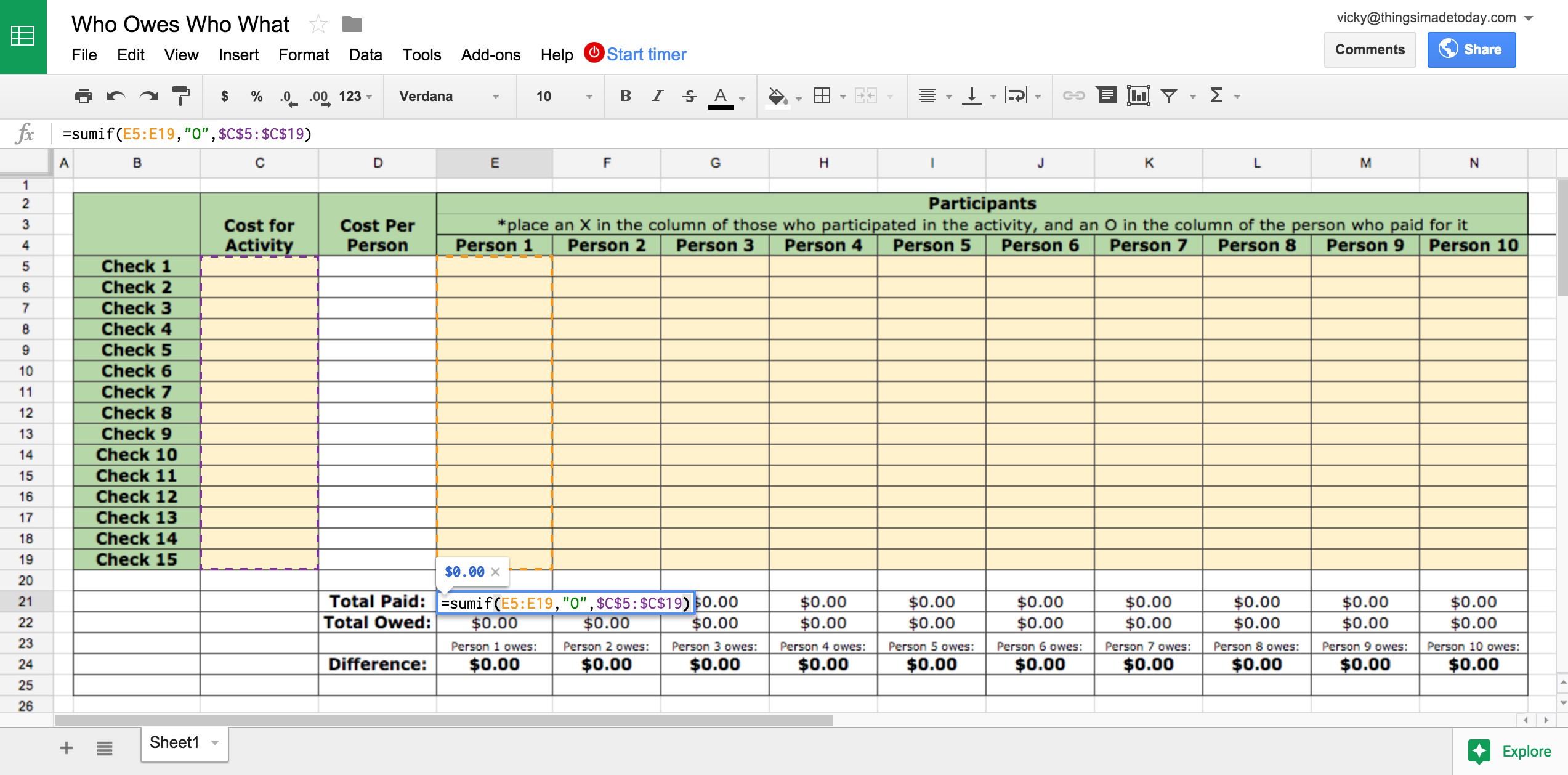 Google Sheets Inventory Template Google Sheets Features Pricing Alternatives and More