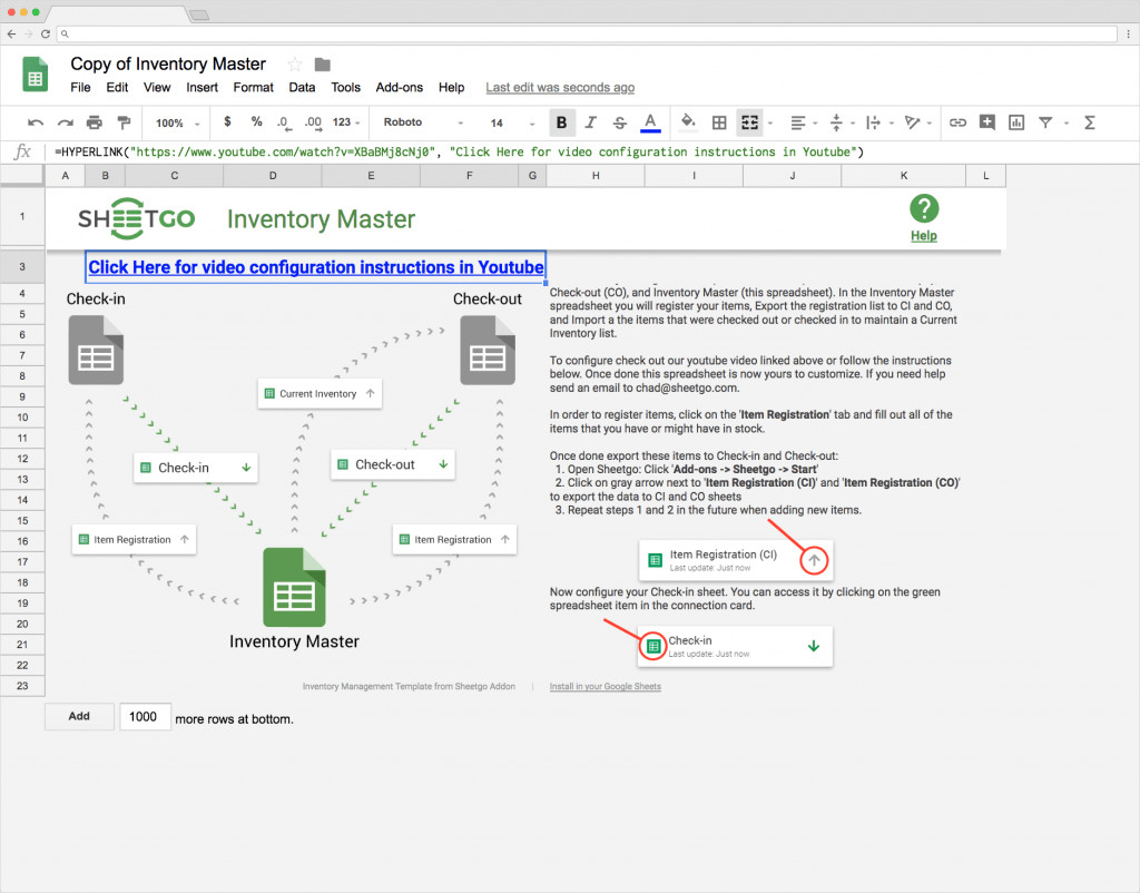 Google Sheets Inventory Template top 5 Free Google Sheets Inventory Templates · Blog Sheetgo