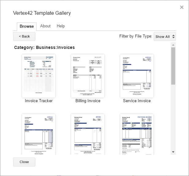 Google Sheets Invoice Templates How to More Google Docs and Sheets Templates