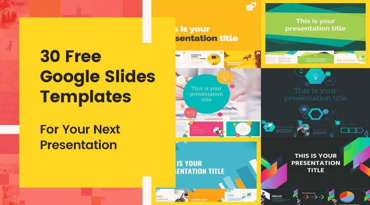 Google Slides Brochure Template 35 Free Infographic Powerpoint Templates to Power Your
