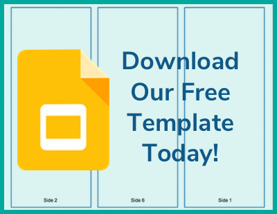 Google Slides Brochure Template Blank Tri Fold Brochure Template Google Slides Free Download