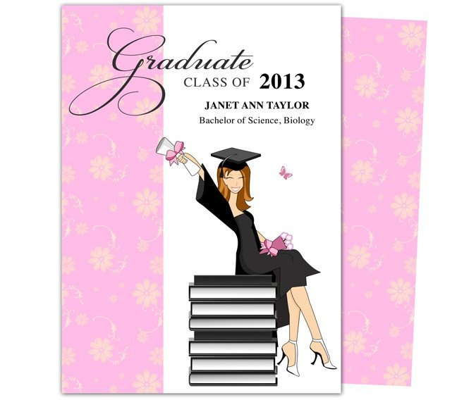 Graduation Invitation Templates Microsoft Word 1000 Images About Printable Diy Graduation Announcements