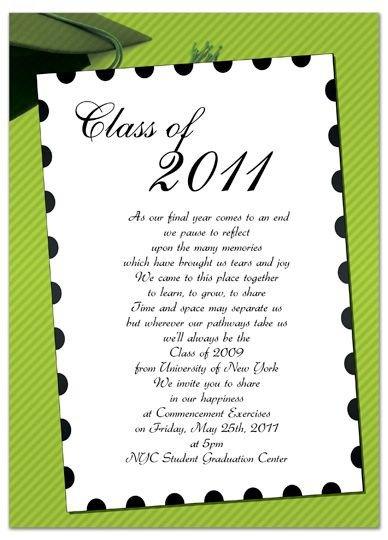 Graduation Invitation Templates Microsoft Word Free Invitation Templates for Word
