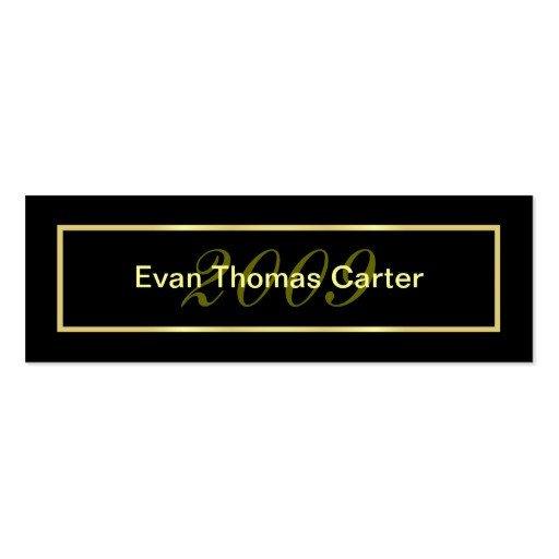 Graduation Name Card Template Graduation Name Cards Business Card Templates