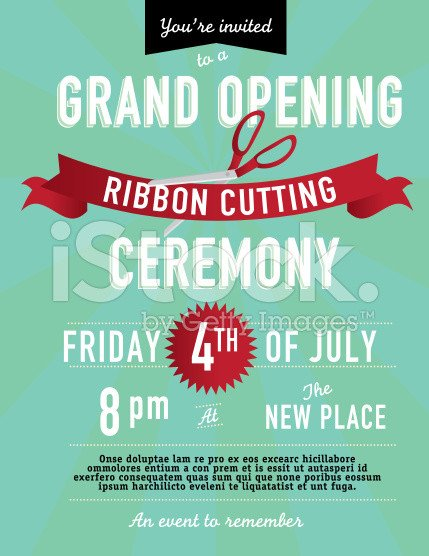 Grand Opening Flyer Template Free Grand Opening Flyer Template Free