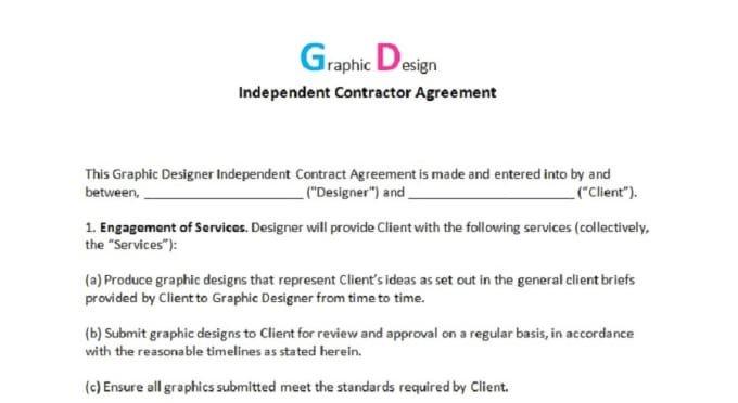 Graphic Design Estimate Template Graphic Design Contract Invoice Estimate form by Djkoolaide