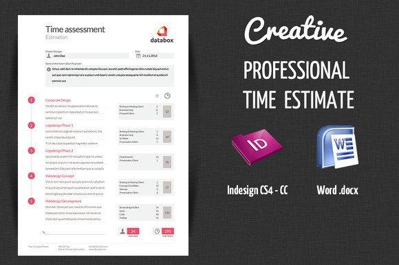 Graphic Design Estimate Template Graphic Design Estimate Template Designtube Creative