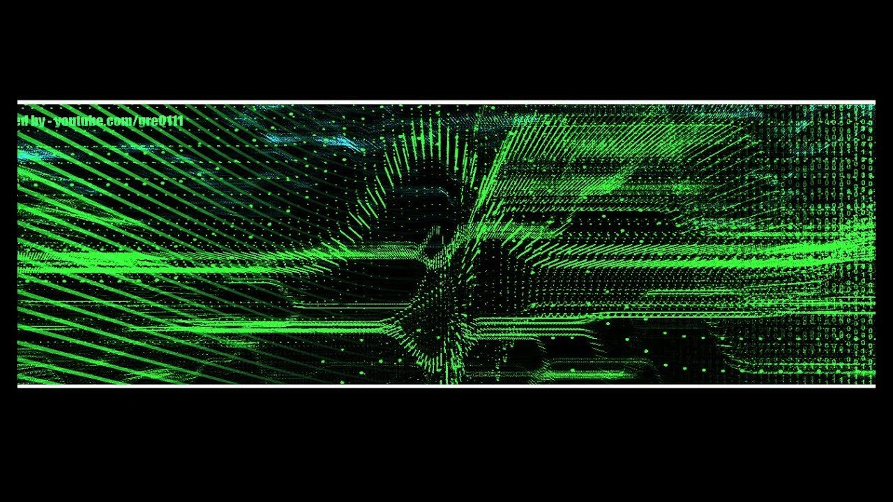 Green Channel Art Matrix Free E Channel Art Banner Design