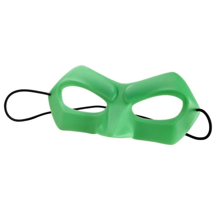 Green Lantern Mask Template the 25 Best Green Lantern Mask Ideas On Pinterest