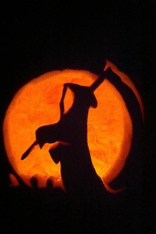Grim Reaper Pumpkin Pattern Best 25 Pumpkin Reaper Ideas On Pinterest