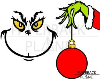 Grinch Eyes Template 1662 Best Svg Files Images On Pinterest