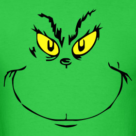 Grinch Eyes Template Grinch 15 How the Grinch Stole Christmas 1966