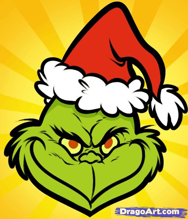 Grinch Eyes Template How to Draw the Grinch Easy Step by Step Christmas Stuff