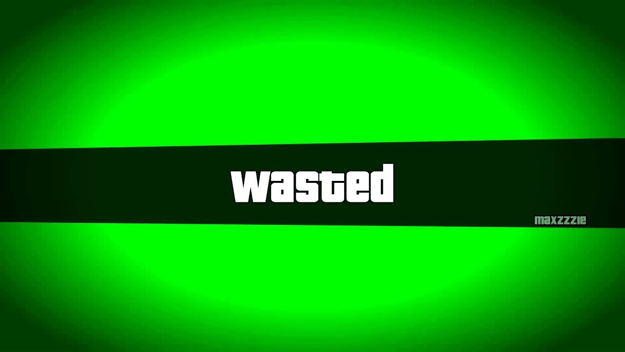 Gta Wasted Template Gta5 Wasted Template for Everyone