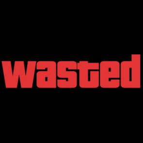 Gta Wasted Template Instant button Grand theft Auto V Instant Wasted by