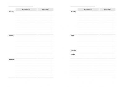 Gtd Project Planning Template Gtd