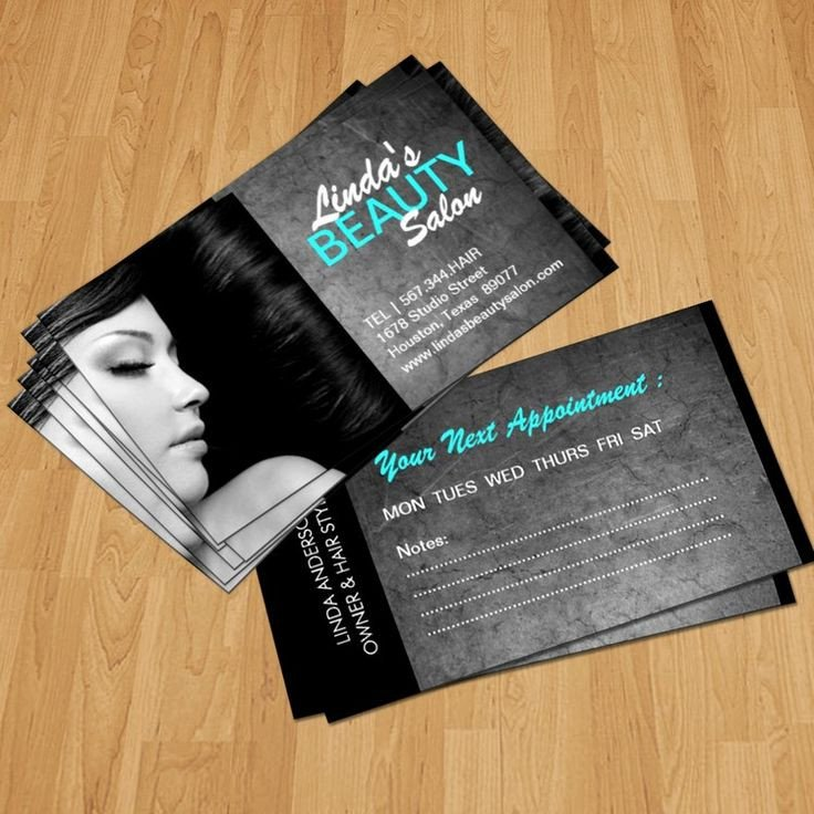 Hair Stylist Business Cards 17 Best Images About Hair Salon Business Card Templates On