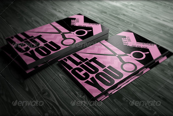 Hair Stylist Business Cards 42 Hair Stylist Business Card Templates Ai Psd Word