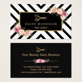Hair Stylist Business Cards Hair Stylist Business Cards 3000 Hair Stylist Business