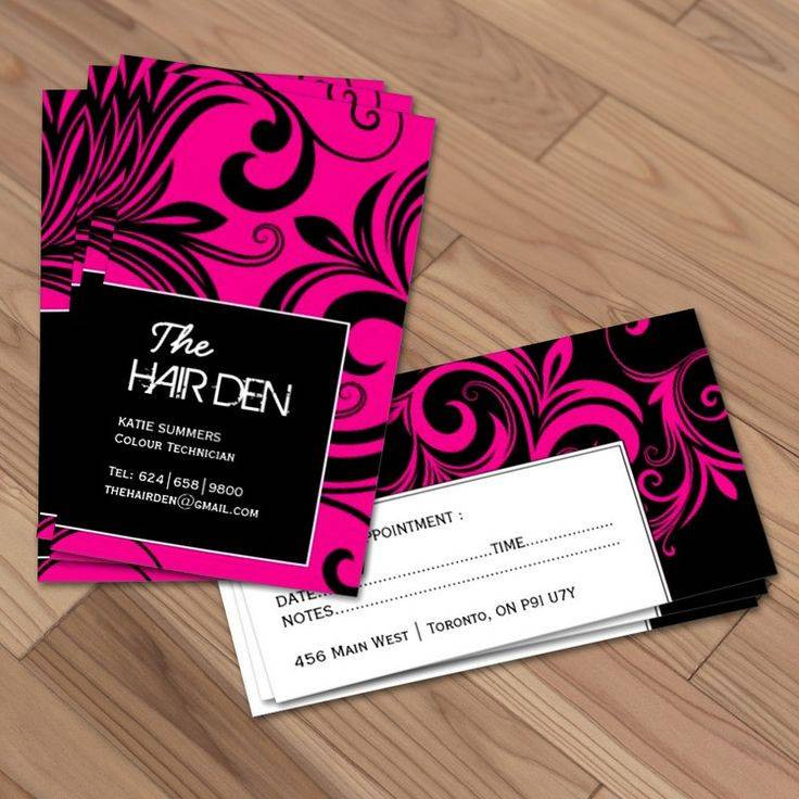 Hair Stylist Business Cards top 25 Hair Stylist Business Card Examples From Around the Web