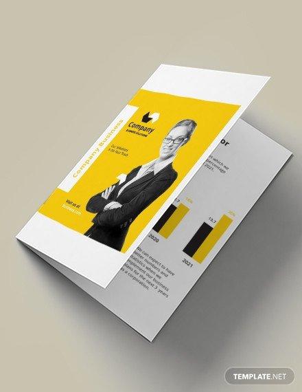 Half Fold Brochure Template Free Half Fold Brochure Template Download 320 Brochures