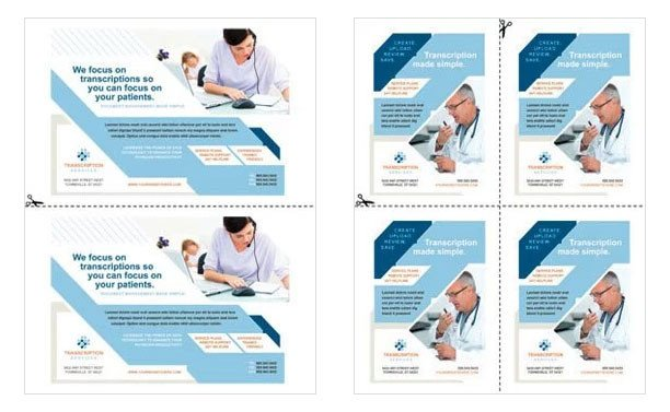 Half Page Advertisement Template Create Half Page Flyers & Quarter Page Flyers