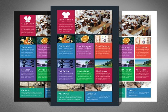 Half Sheet Flyer Template Half Page Flyers 27 Free Psd Ai Vector Eps format