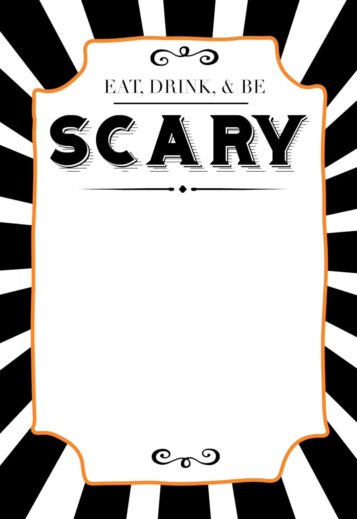 Halloween Party Invitation Templates Halloween Invitations Free Printable Template Paper