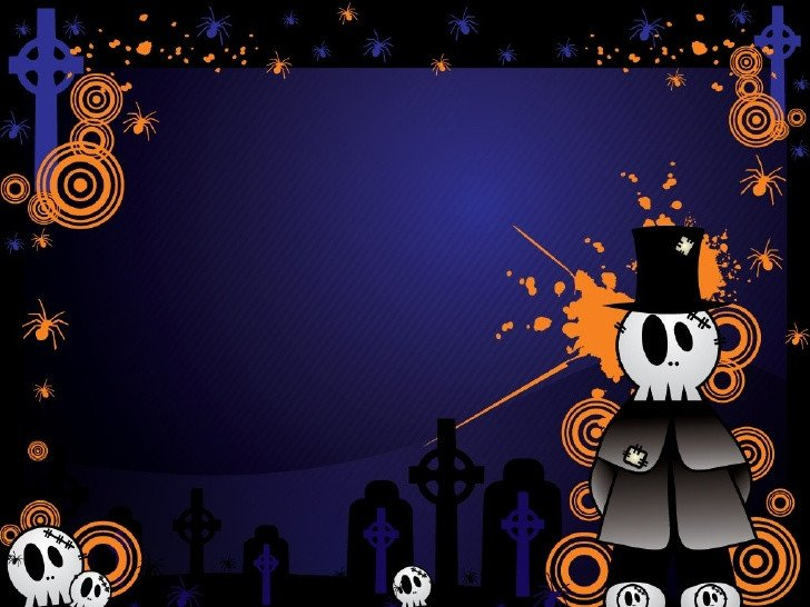 Halloween Power Point Templates Free Halloween Powerpoint Templates 10