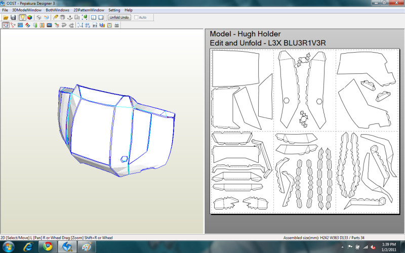 Halo Odst Foam Armor Templates Download Halo Reach Armor Templates Free software