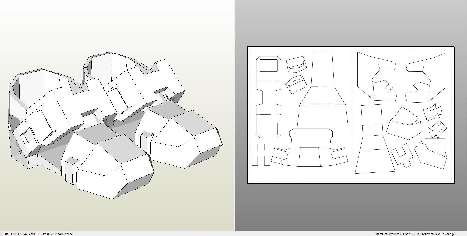 Halo Odst Foam Armor Templates Foamcraft Pdo File Template for Halo 4 forward Unto