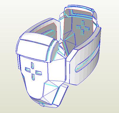 Halo Odst Foam Armor Templates Halo 4 Files 405th Wiki