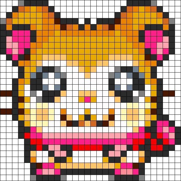Hamster Pixel Art 17 Best Ideas About Minecraft Templates On Pinterest
