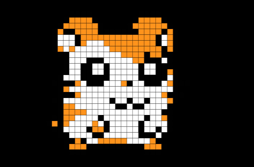 "Hamster Pixel Art Brik Pixel Art On Twitter ""now Available New Pixelart"
