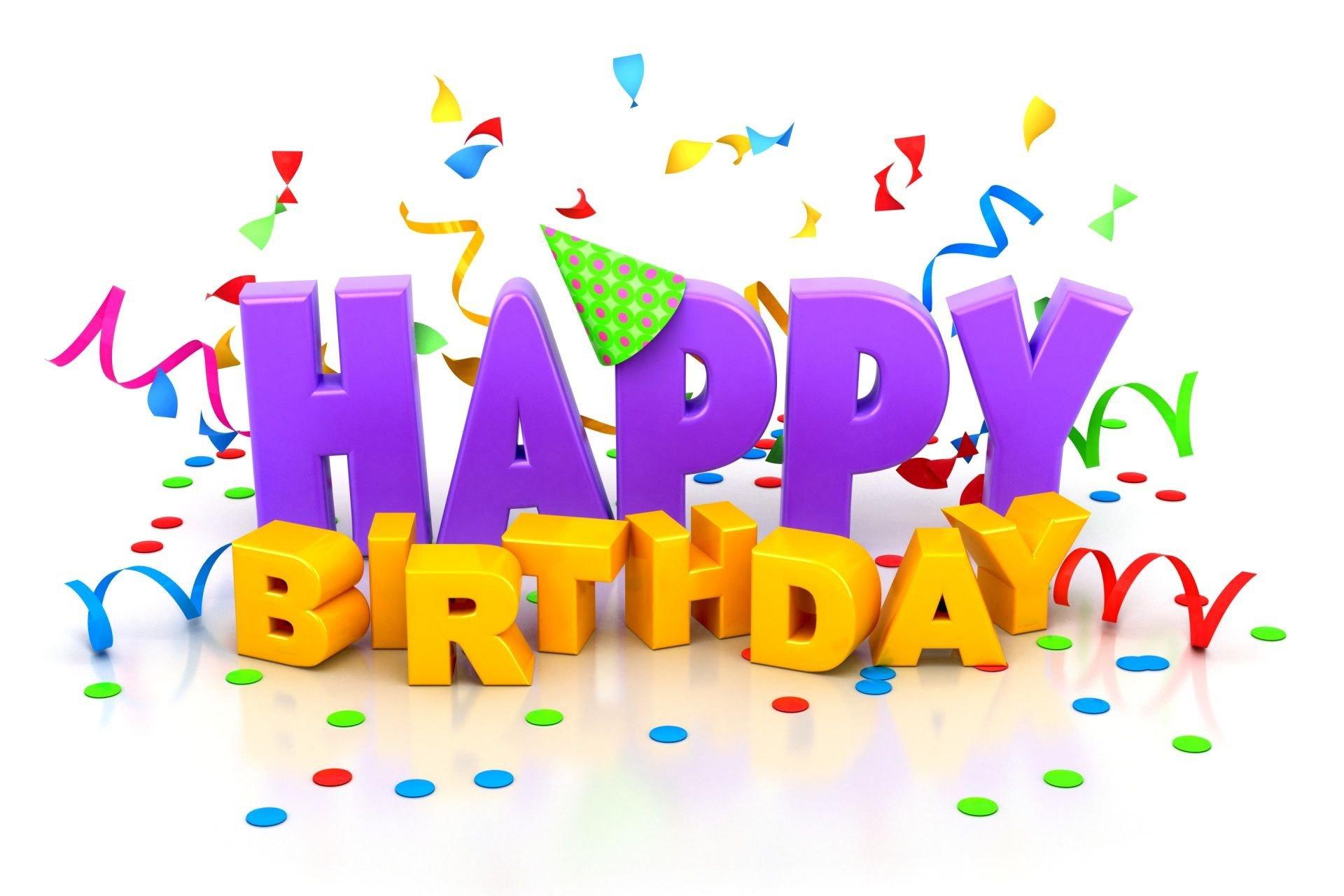 Happy Birthday 3d Images 3d Happy Birthday Wallpaper Birthday Quotes