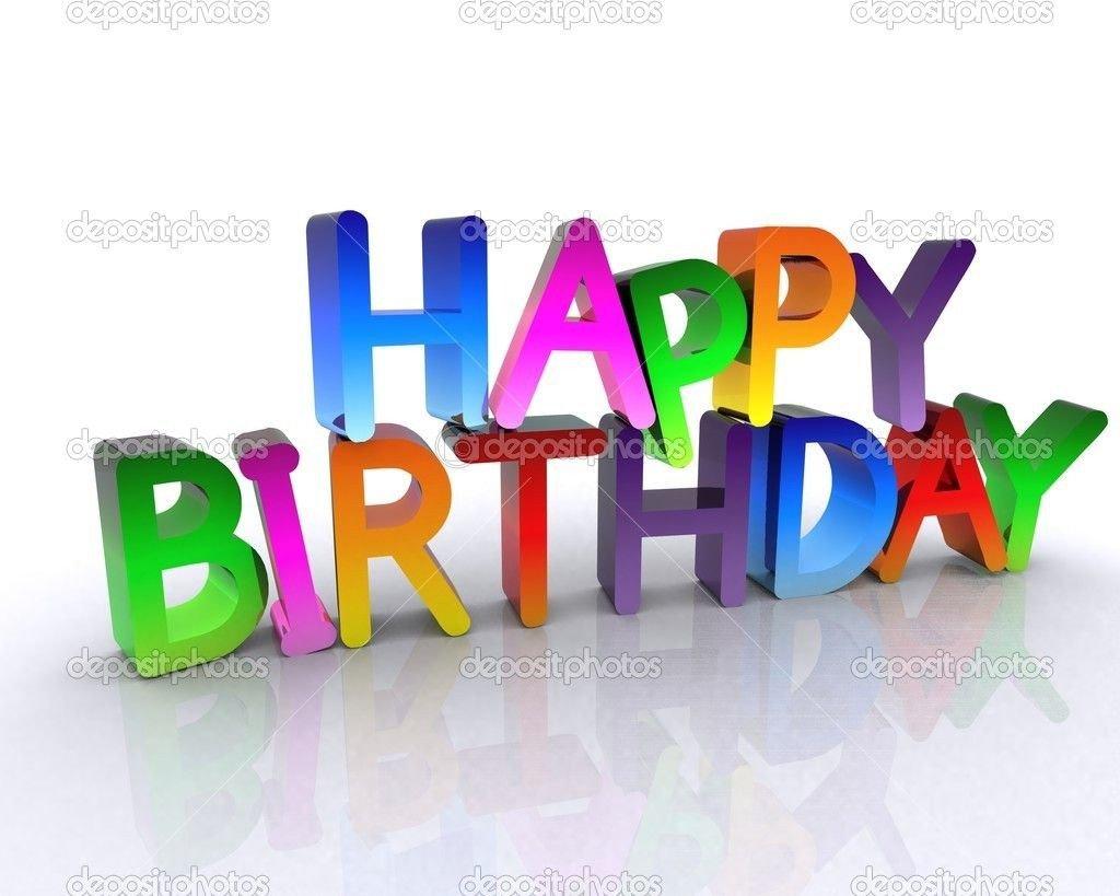 Happy Birthday 3d Images 3d Item Happy Birthday