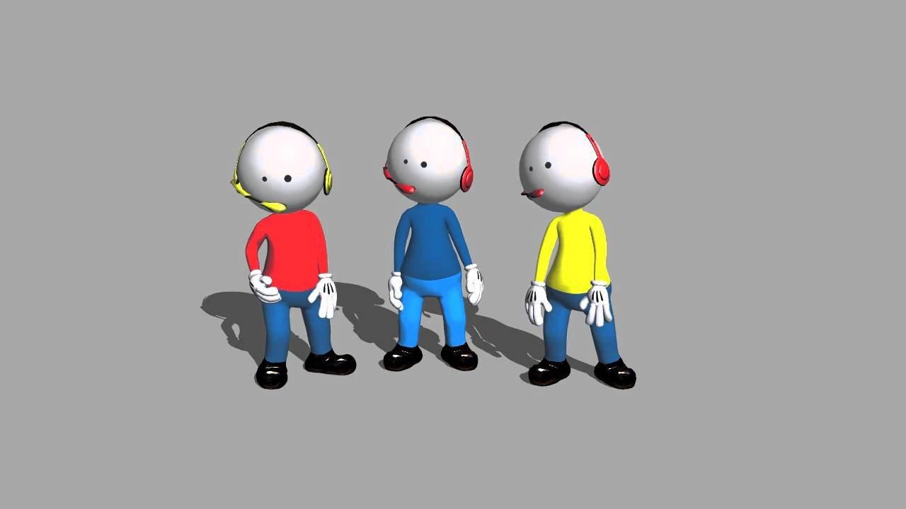 Happy Birthday 3d Images Happy Birthday 3d Animation