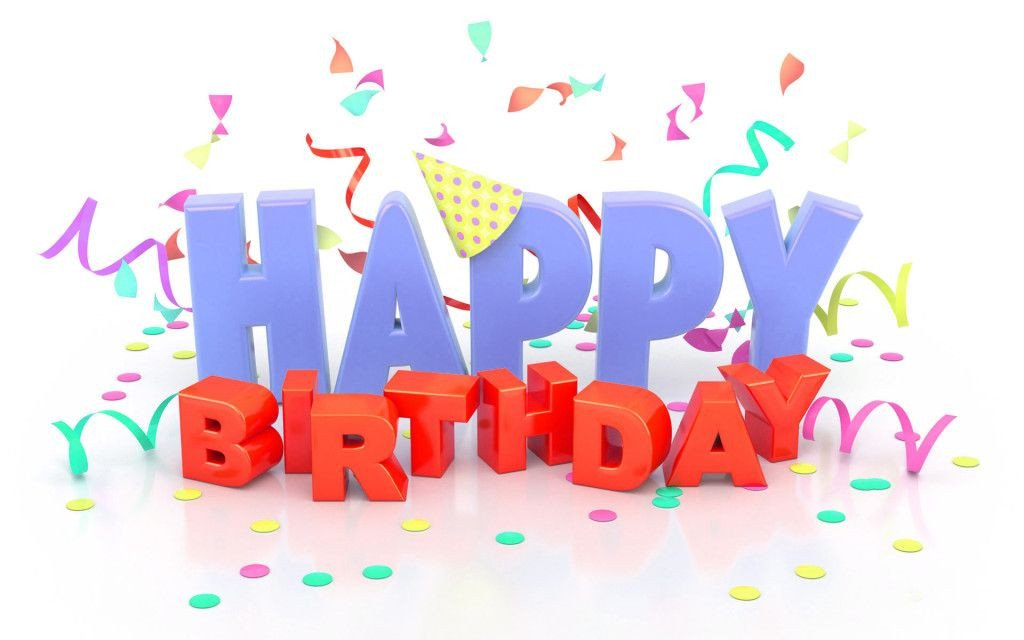 Happy Birthday 3d Images Happy Birthday 3d Text Wishes Graphic