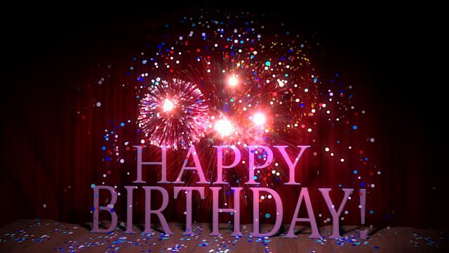 Happy Birthday 3d Images Happy Birthday Beautiful S and Pics for