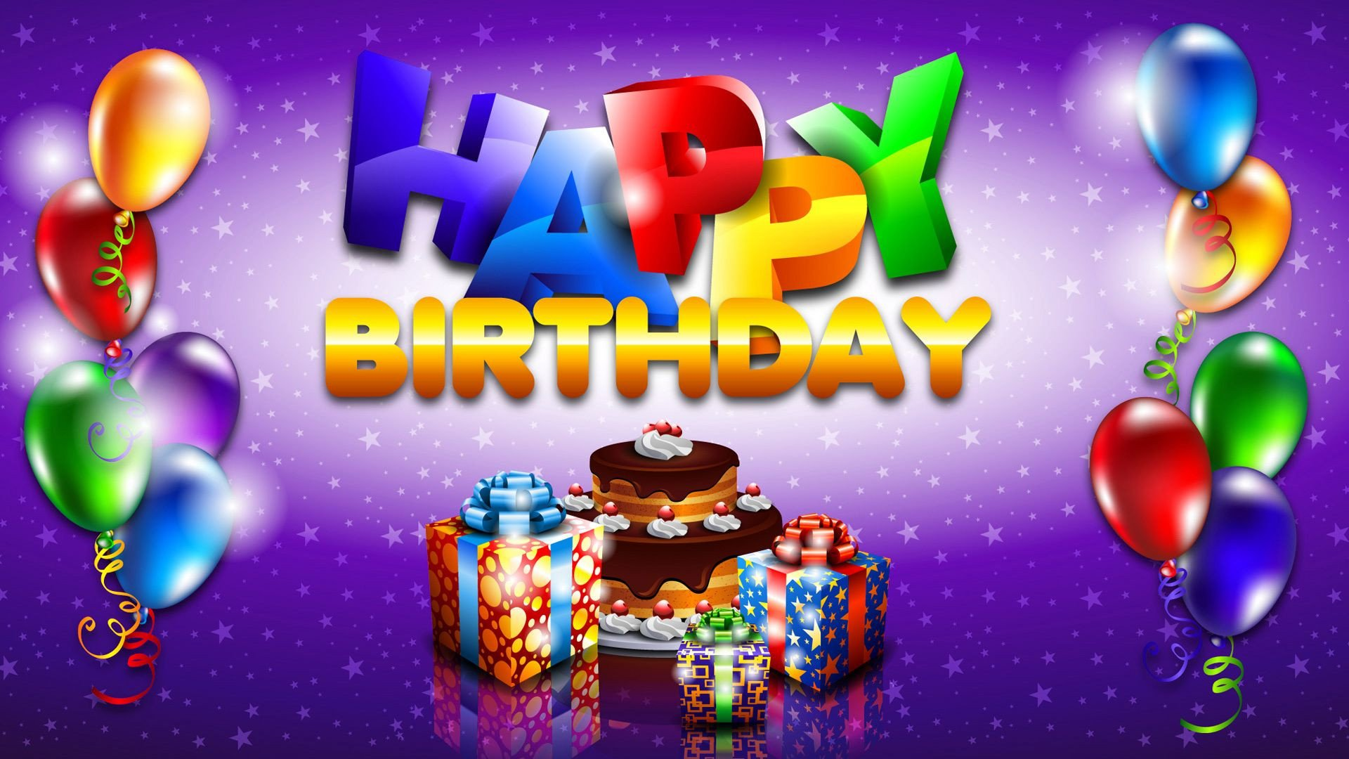 Happy Birthday 3d Images Happy Birthday Hd 3d Google Search