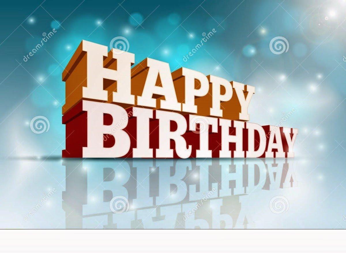 Happy Birthday 3d Images Hd Birthday Wallpaper Happy Birthday Message