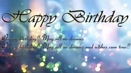 Happy Birthday High Definition Birthday Wishes Nice Gallery High Definition Wallpapers